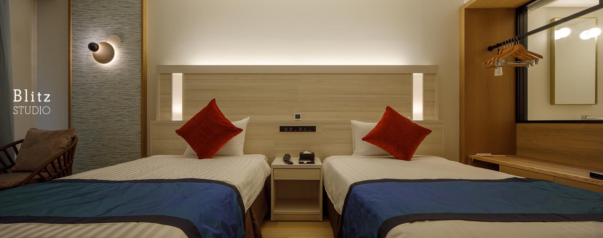 『ホテル ブリーズベイ マリーナ』建築写真・竣工写真・インテリア写真10
