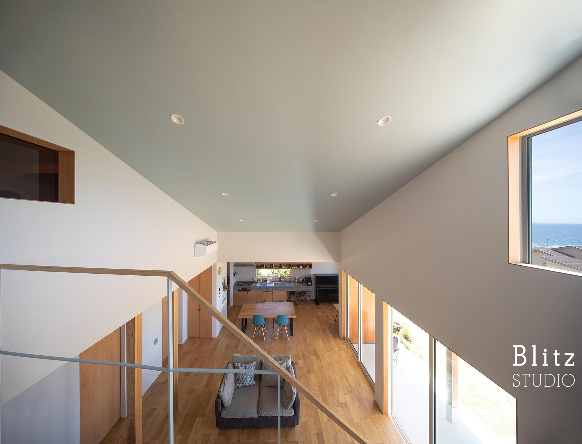 『水平線の見える家』建築写真・竣工写真・インテリア写真11