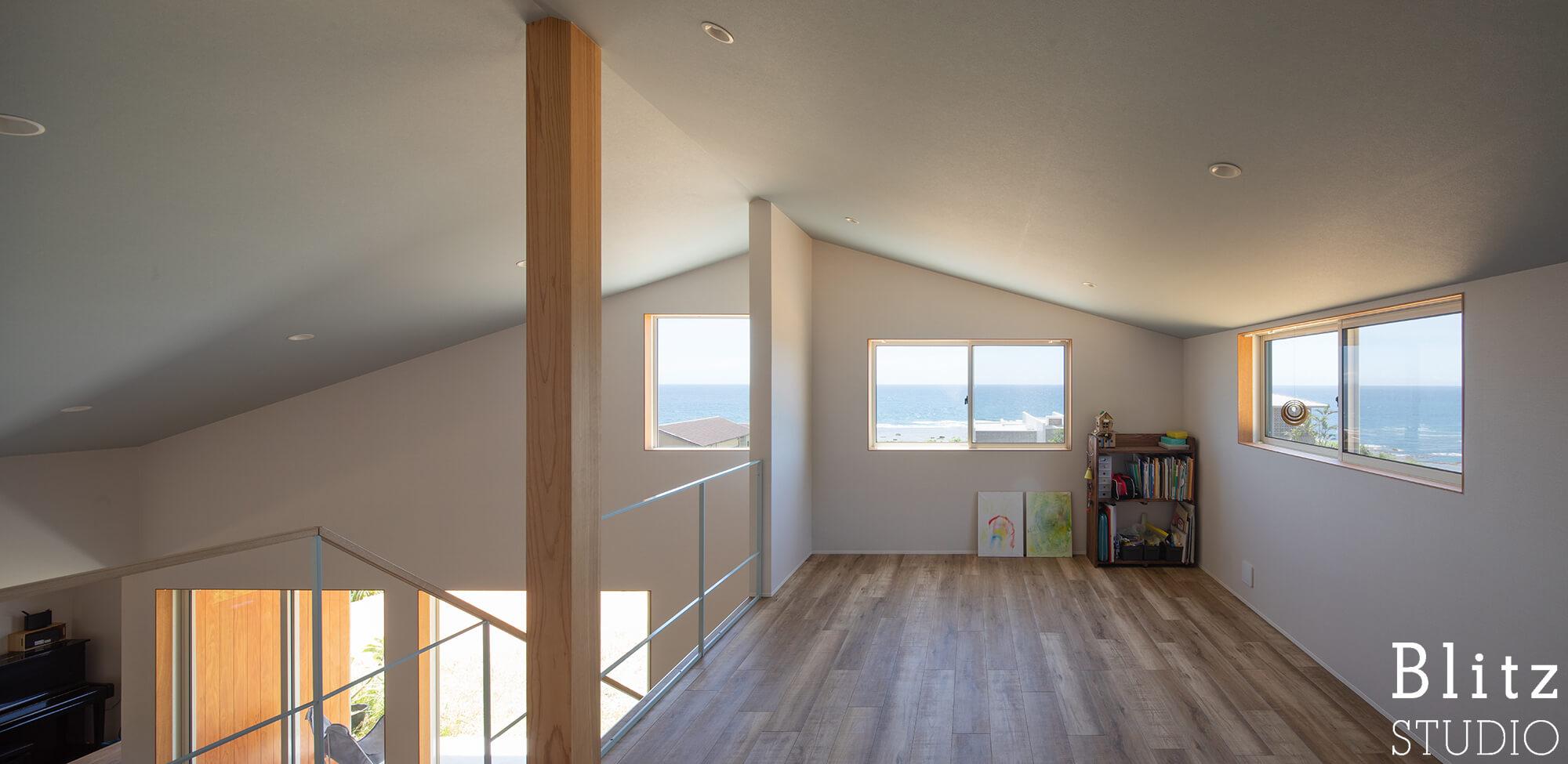 『水平線の見える家』建築写真・竣工写真・インテリア写真12