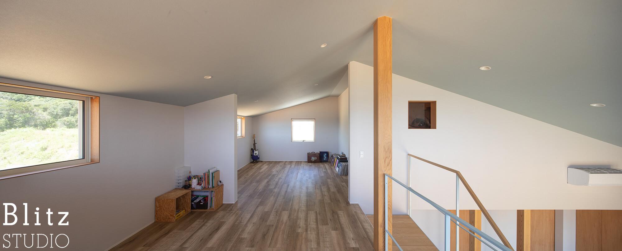 『水平線の見える家』建築写真・竣工写真・インテリア写真13