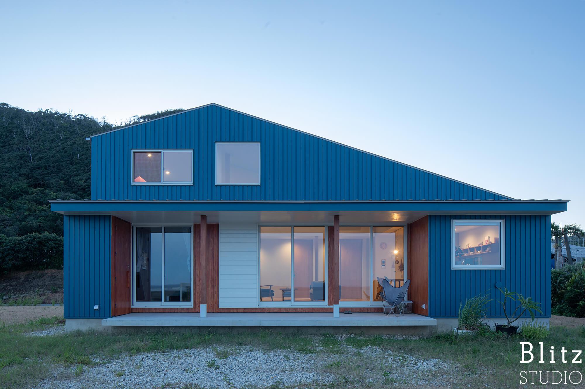 『水平線の見える家』建築写真・竣工写真・インテリア写真18