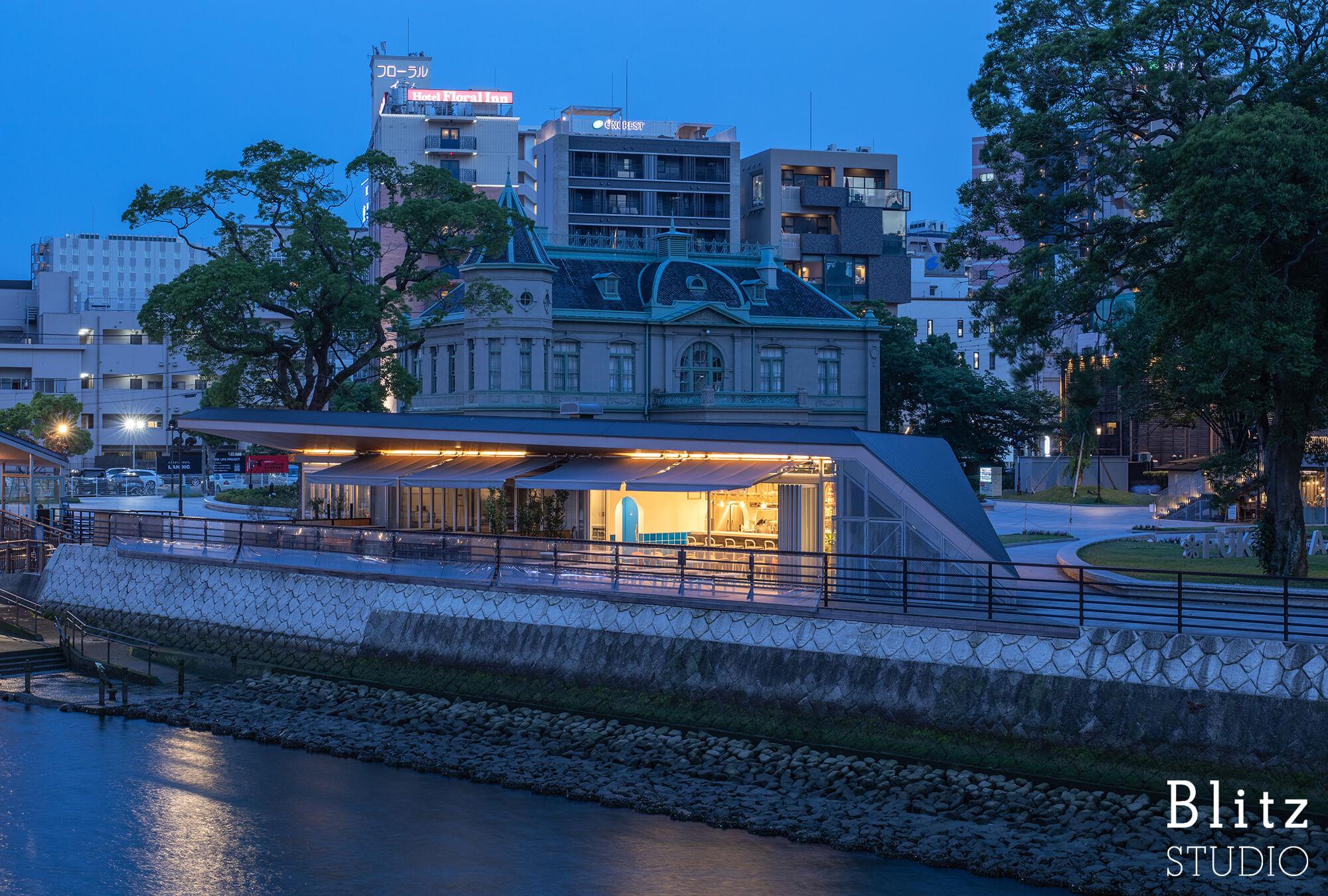 『ATAVOLA』-福岡県福岡市-建築写真・竣工写真・インテリア写真2