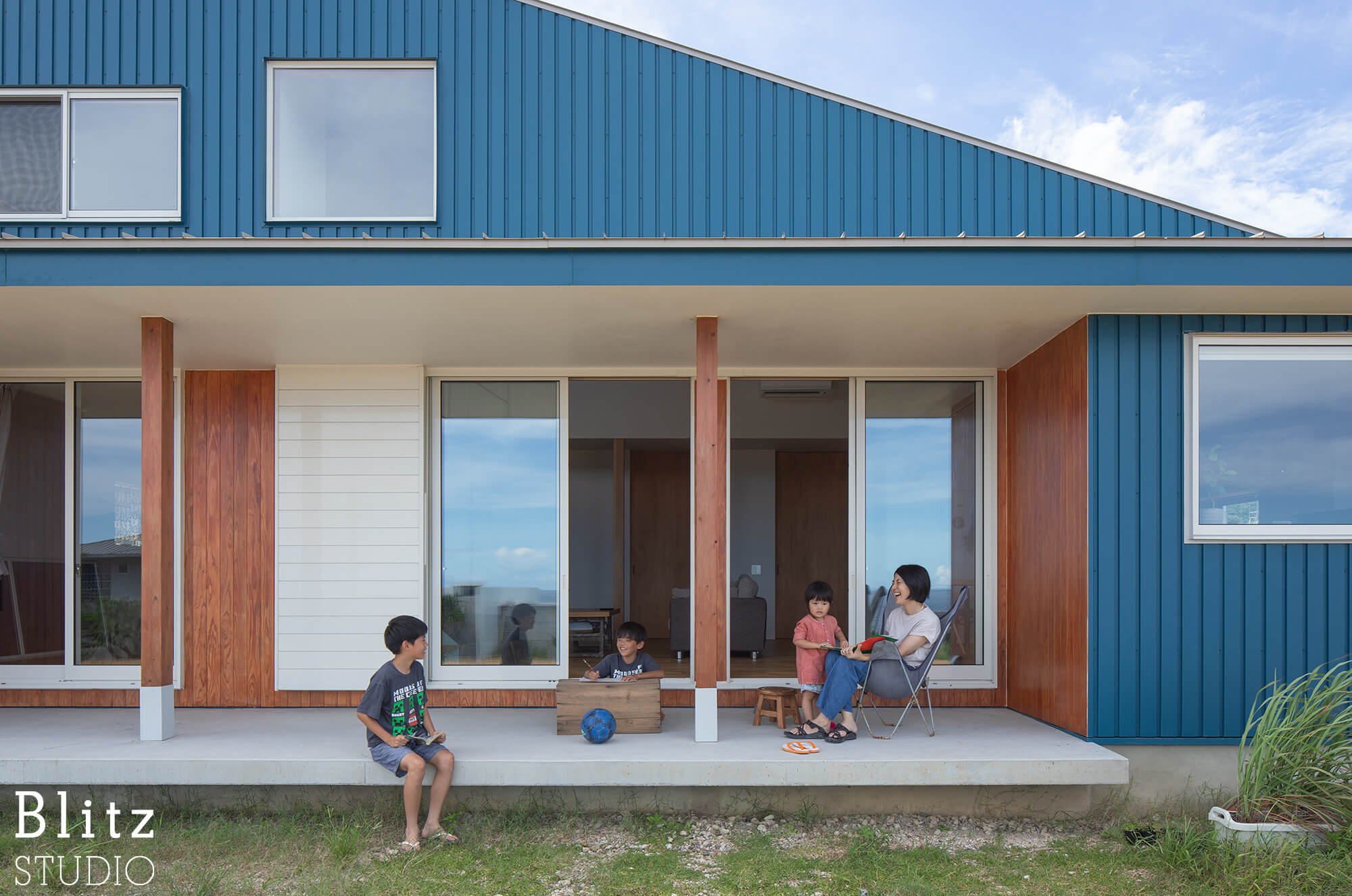 『水平線の見える家』-鹿児島県奄美大島-建築写真・竣工写真・インテリア写真4