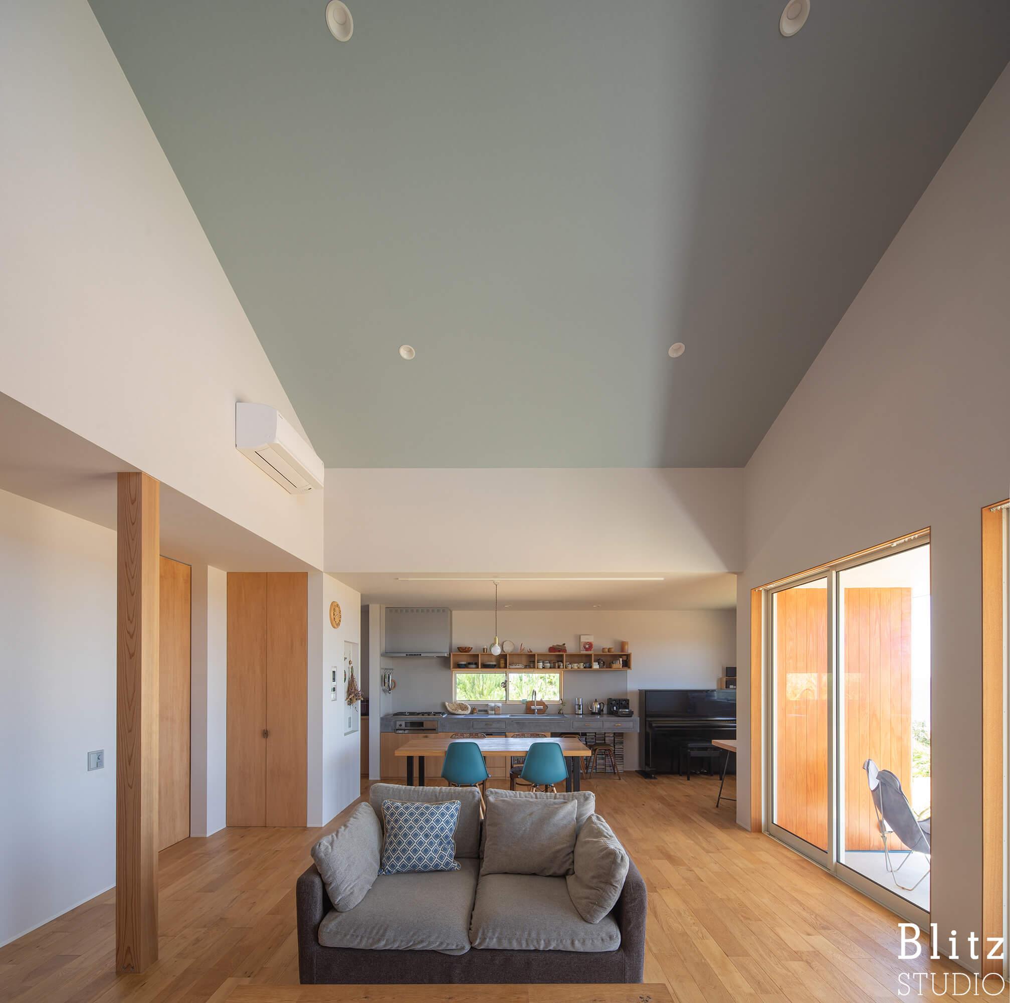 『水平線の見える家』建築写真・竣工写真・インテリア写真8