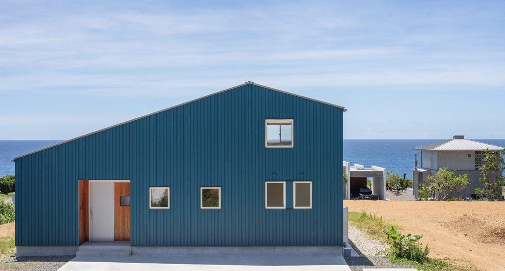 『水平線の見える家』-鹿児島県奄美大島-建築写真・竣工写真・インテリア写真