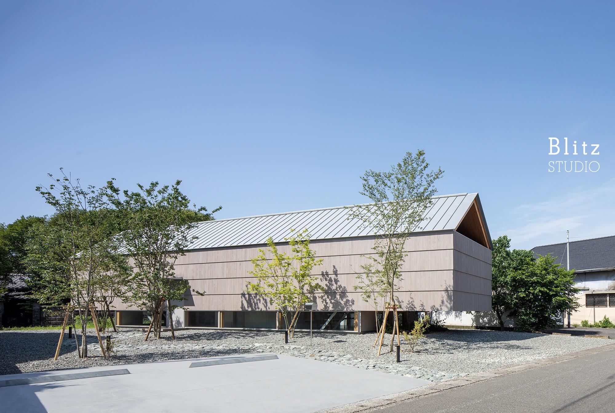 『薩摩街道の住宅』-熊本県八代市-建築写真・竣工写真・インテリア写真1