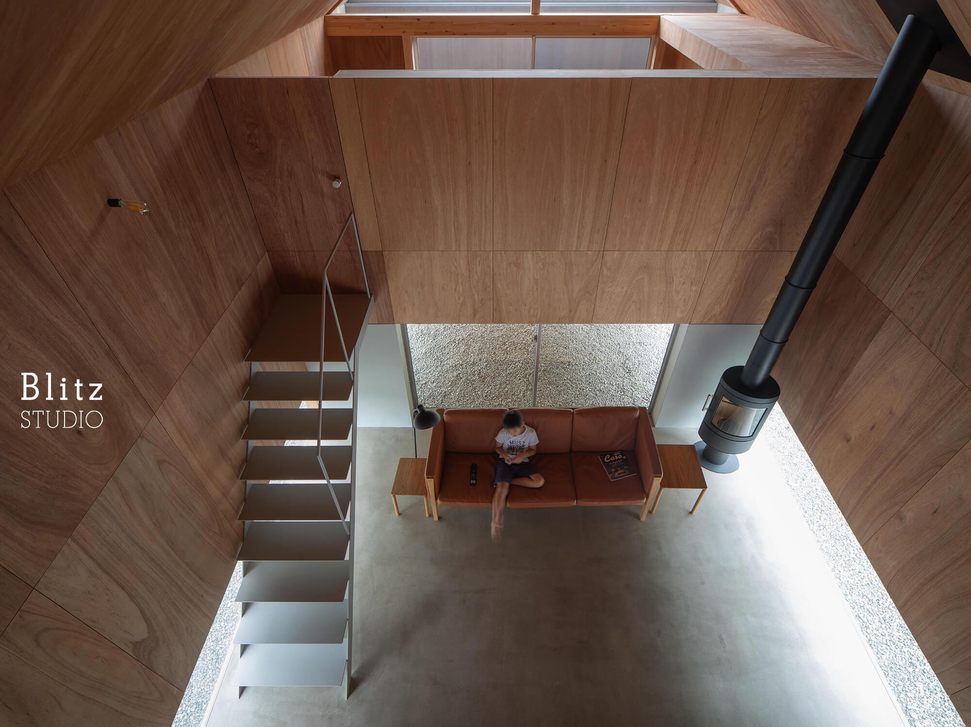 『薩摩街道の住宅』建築写真・竣工写真・インテリア写真15