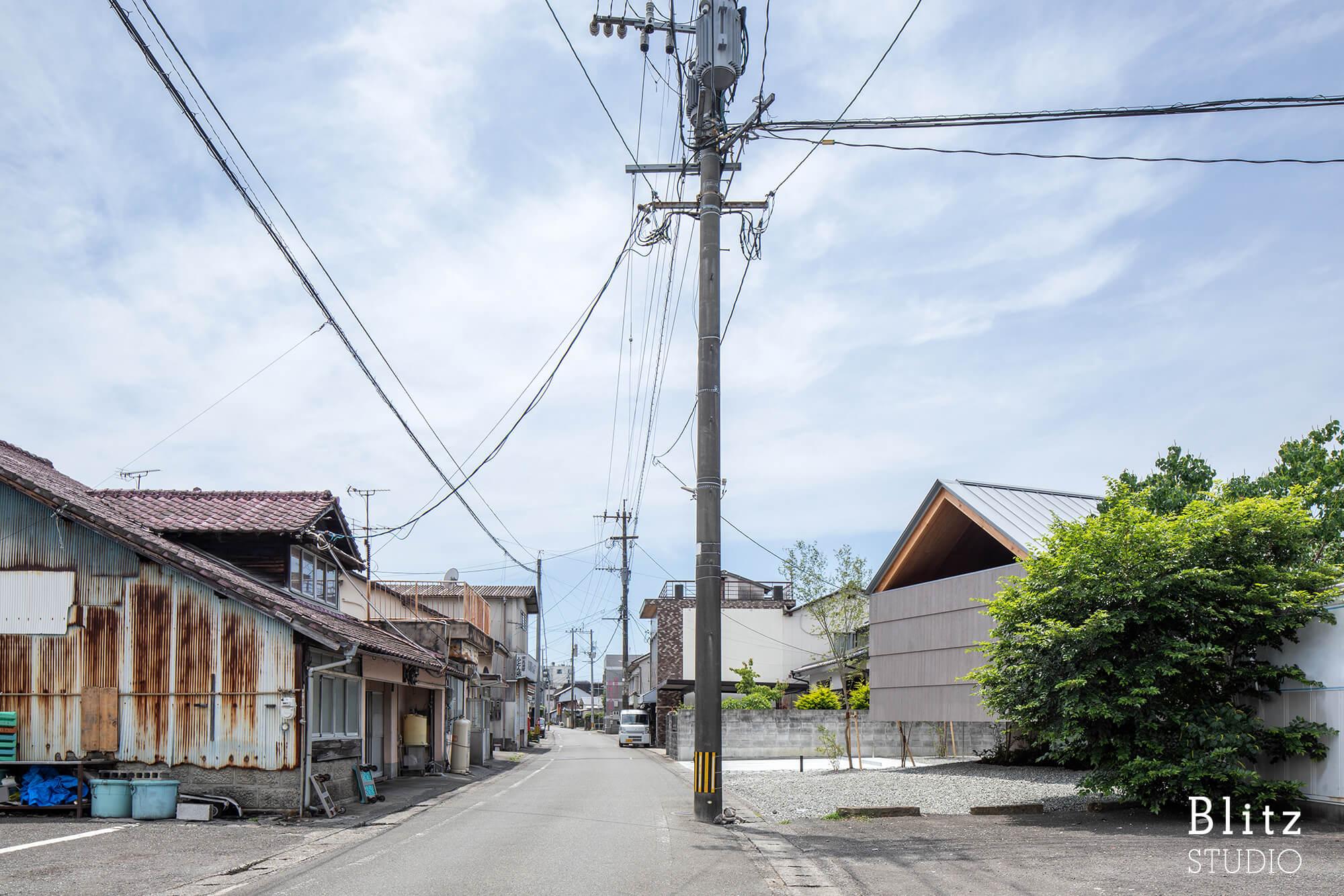 『薩摩街道の住宅』-熊本県八代市-建築写真・竣工写真・インテリア写真2